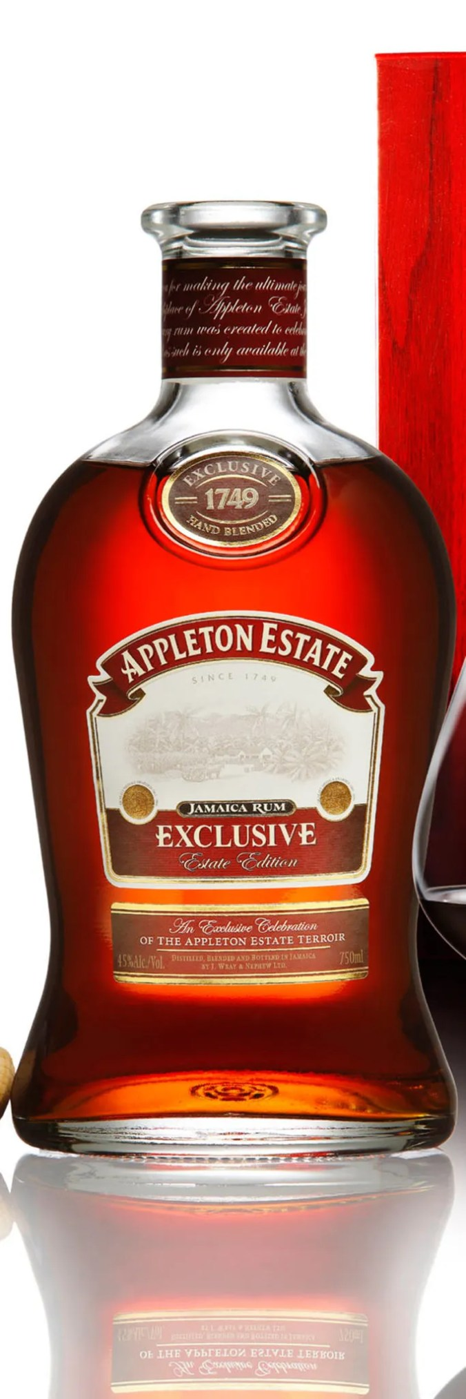 Appleton Estate Exclusive Image