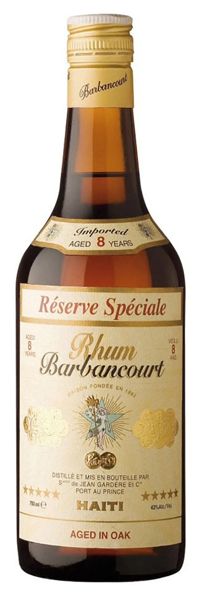 Barbancourt Five Star Reserve Especiale Image