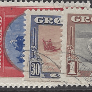 Greenland Stamps Robstine Extra