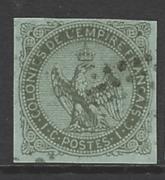 French General Colonies. SG1