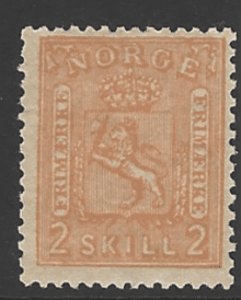 SG 24, Unmounted Mint