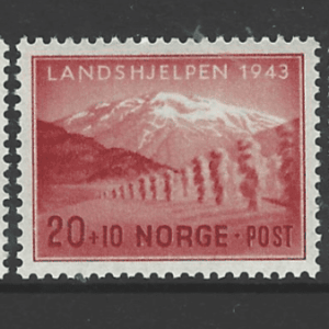 SG 357-9, Unmounted Mint