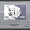 SG Womens' Suffrage, New Zealand Stamps