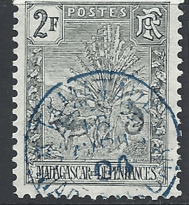 SG 51. Madagascar. French Colonies Stamps