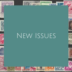 New Issues Stamps