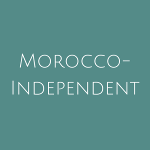 Morocco- Independent Stamps