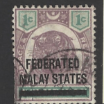 Federated Malay States, SG1,