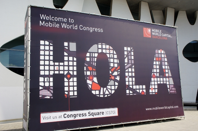 Mobile World Congress in Pictures