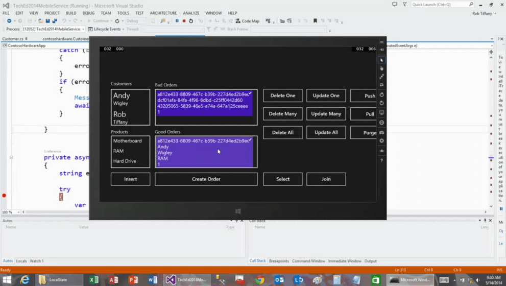 Empower your Demanding Mobile Line of Business Apps with SQLite and Offline Data Sync on Windows