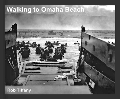 Walking To Omaha Beach