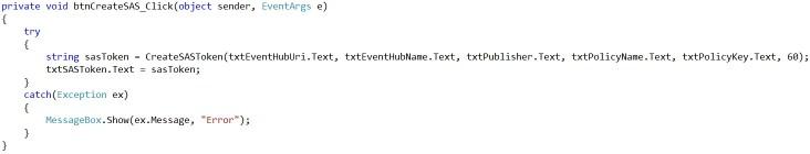 Create SAS Code