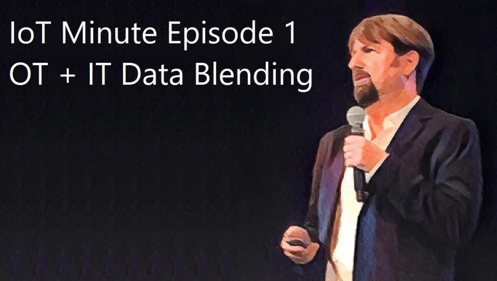 OT + IT Data Blending