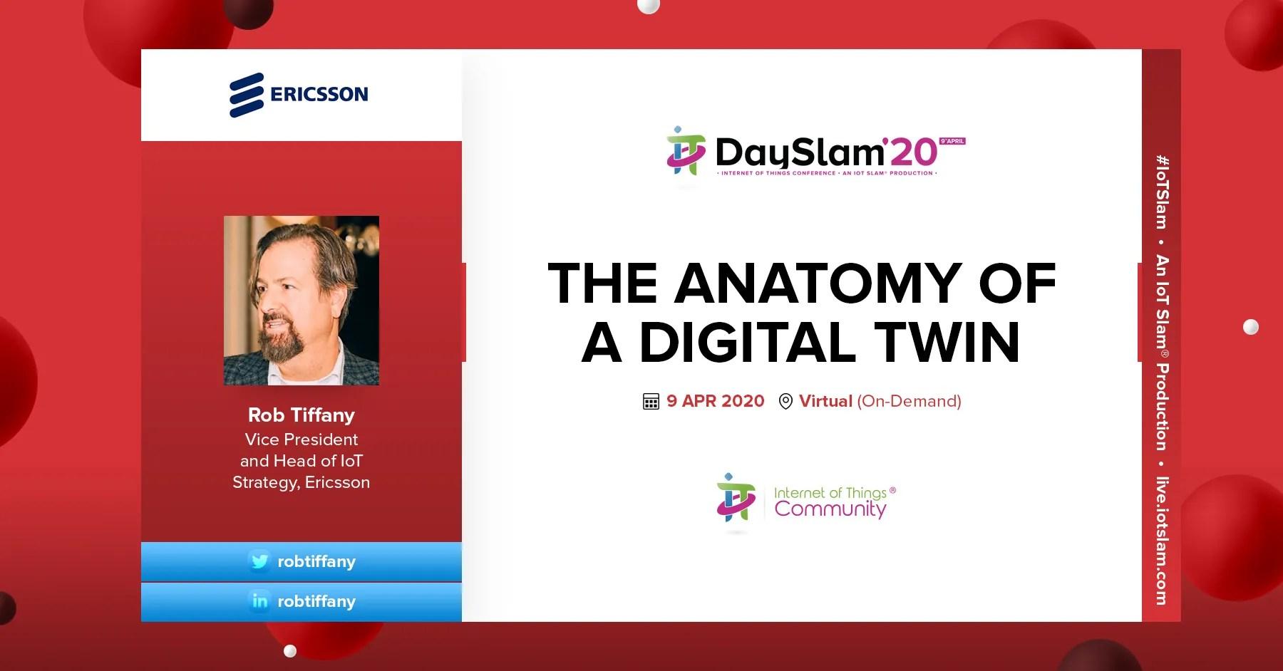 The Anatomy Of A Digital Twin
