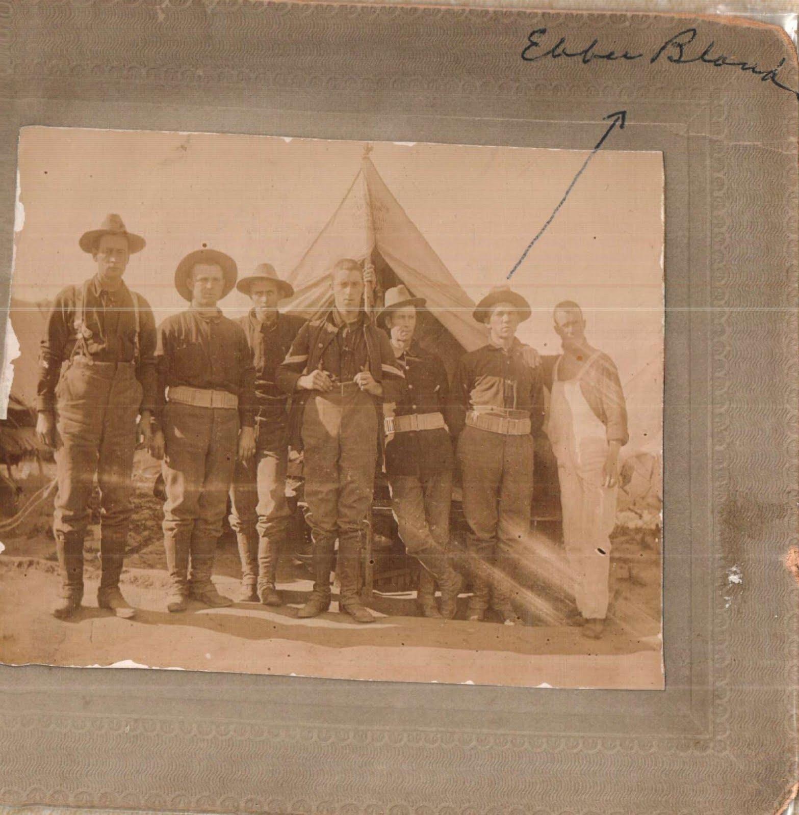 Spanish American War Kia 8th Ohio Volunteer Infantry