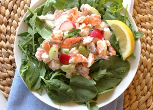 Shrimp Salad with Thyme