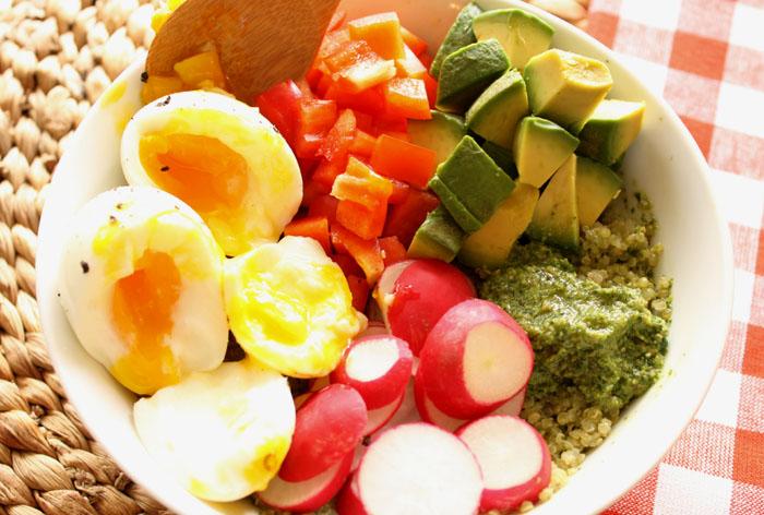 spicy-cilantro-pesto-quinoa-bowl-with-soft-boiled-eggs2