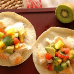 Fish-tacos-with-tropical-fruit-salsa