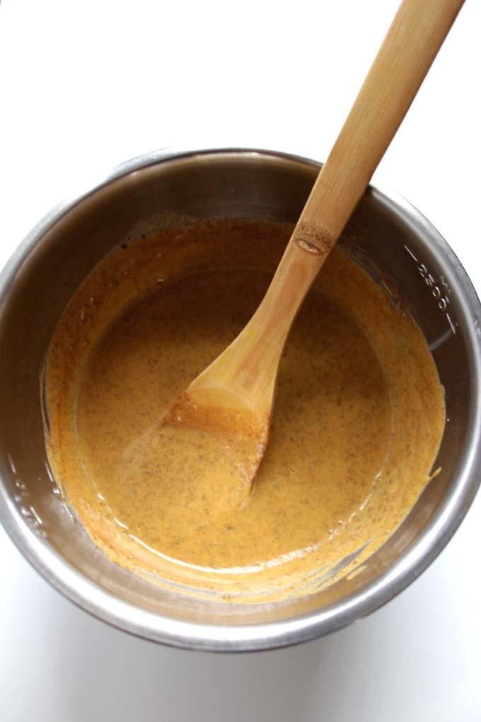 Pumpkin Spiced Chia Seed Pudding #Vegan #Glutenfree