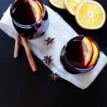 Warm Spiced Wine. Like sangria, only for winter. #wintercocktail