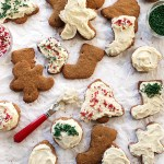 Gluten Free Sugar Cookies. Easy to make. Flaky, and perfectly sweetened! Perfect for cut outs or rounds!