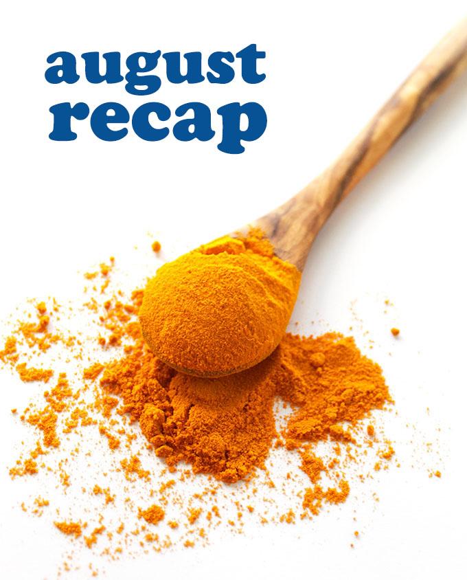 Intro August 2016 Recap