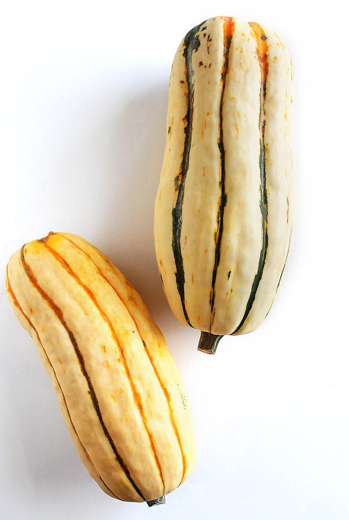 Delicata squash | robustrecipes.com