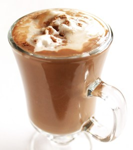 Healthy Vegan Hot Chocolate