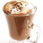 Healthy Vegan Hot Chocolate - Packed with nutrient dense ingredients! This recipe is one you can feel good about! Easy to make, only takes 10 minutes! Vegan/Dairy Free/Gluten Free | robustrecipes.com