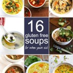 16 Gluten Free Soups for When You're Sick   robustrecipes.com