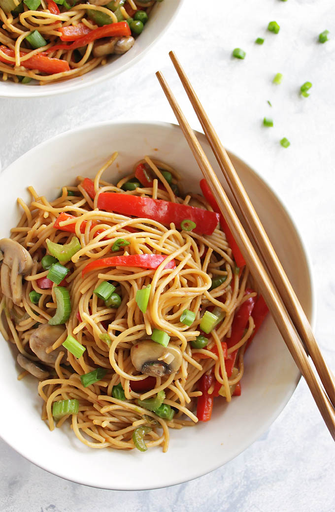 Easy Gluten Free Lo Mein Robust Recipes