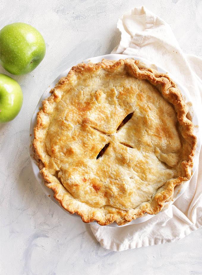Gluten Free Apple Pie - Robust Recipes