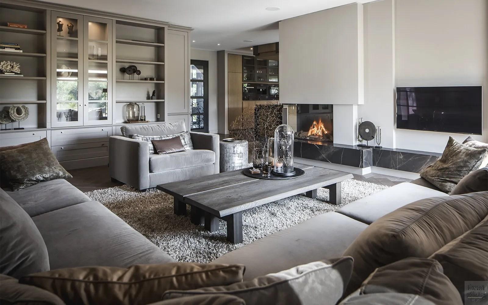 Moderne Villa Met Luxe Interieur Versteegh Design The Art Of Living Nl