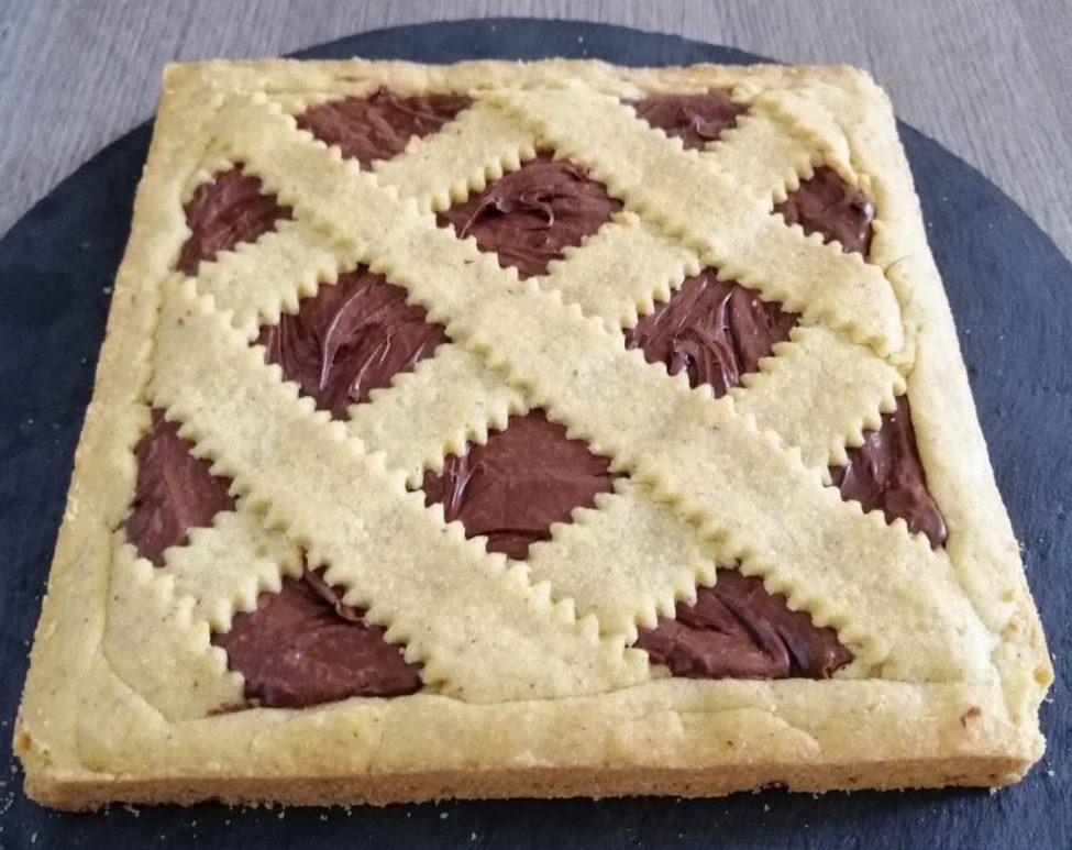 Crostata alla nutella morbida e cremosa – Ricetta e trucchi infallibili