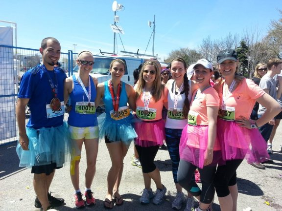 Toronto Marathon 4
