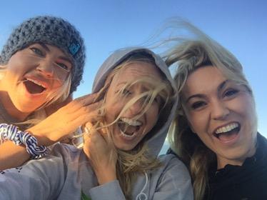 Holly, Robyn & Heidi