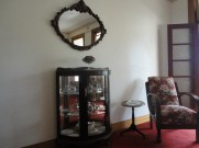 Living room at Bruns Hotel