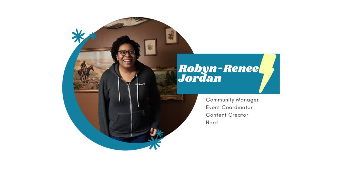Robyn CV Website