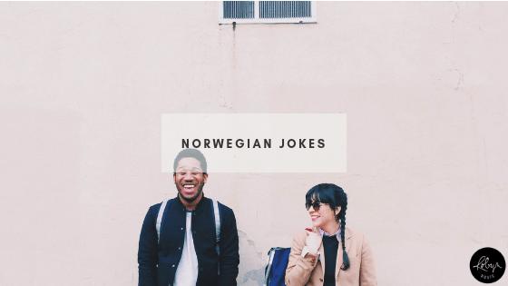 Norwegian Jokes Uff Da