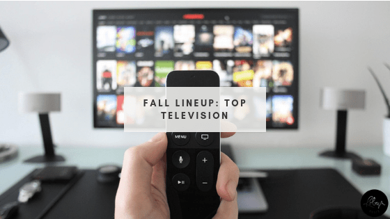 Television Fall Lineup