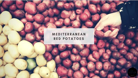 Mediterranean Red Potatoes