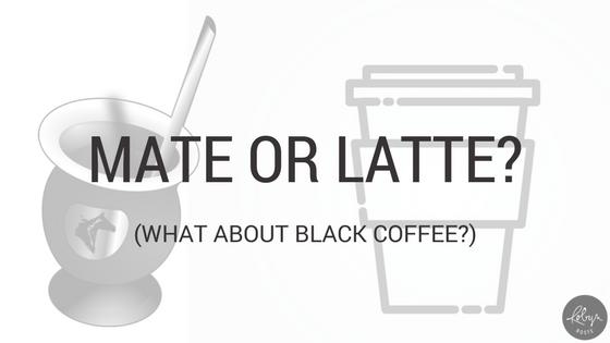 mate or latte