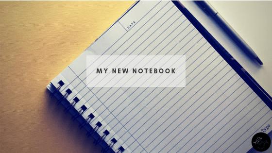 My New Notebook