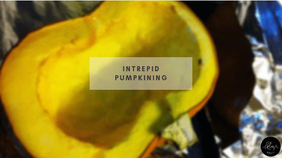 Intrepid Pumpkining