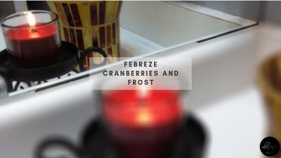 new Febreze fragrance