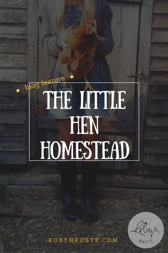 the little hen homestead