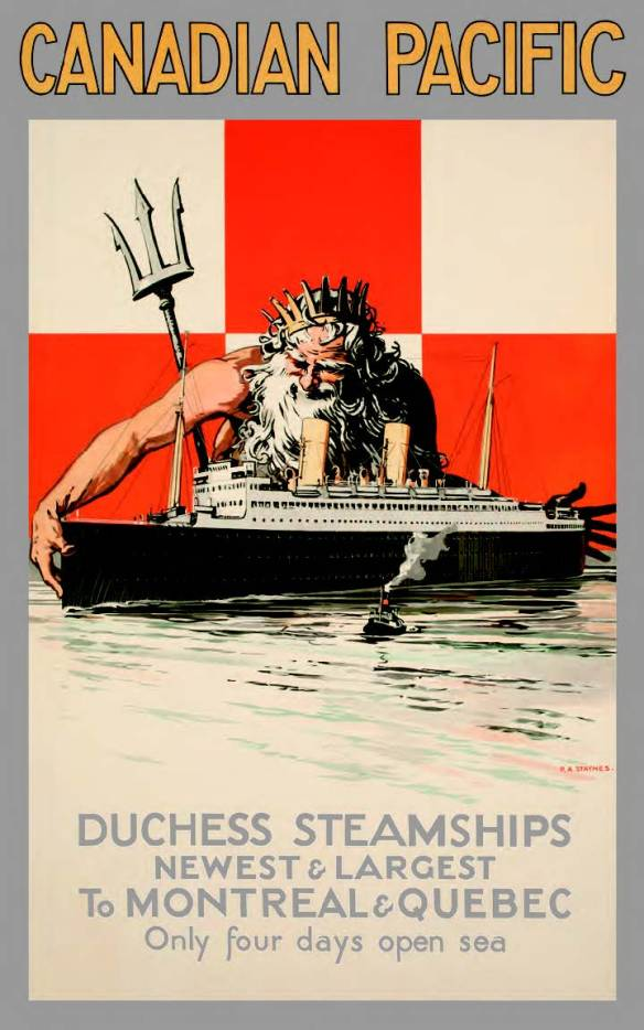 Duchess Steamships Newest and Largest