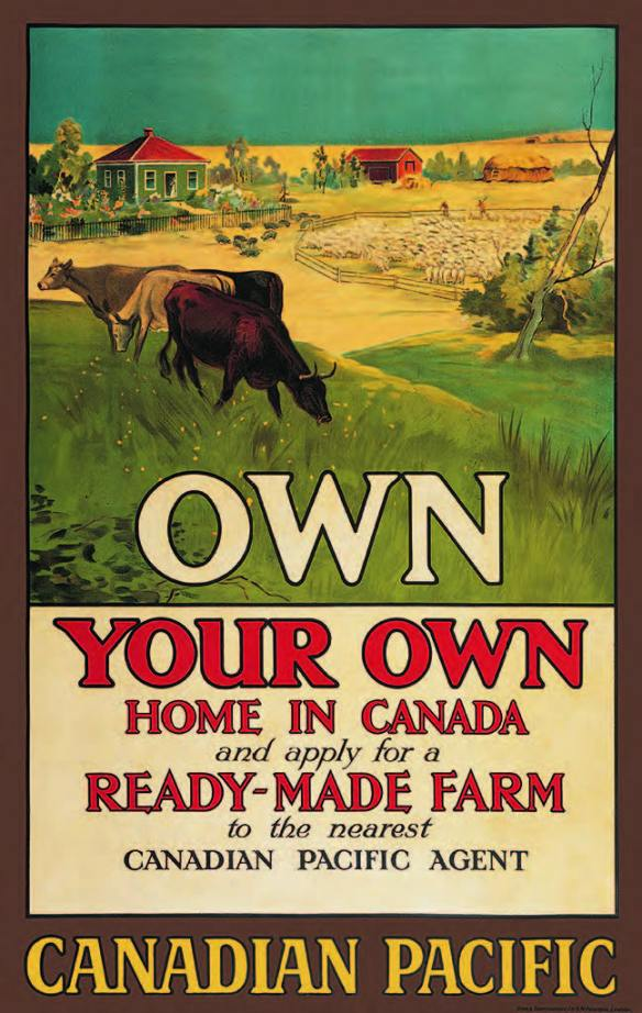 Own Your Own Home in Canada