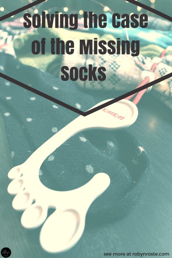 The idea is you collect your dirty socks and add them to the SockDock as they accrue. When the SockDock is full, you throw then entire thing in the wash. When they come out, they're paired up and clean. If you're doing it right, you don't even put the socks away you just pull them off the SockDock when you want to wear them. And how can you do this? Because the SockDock is sold in pairs, one for dirty socks and one for clean.