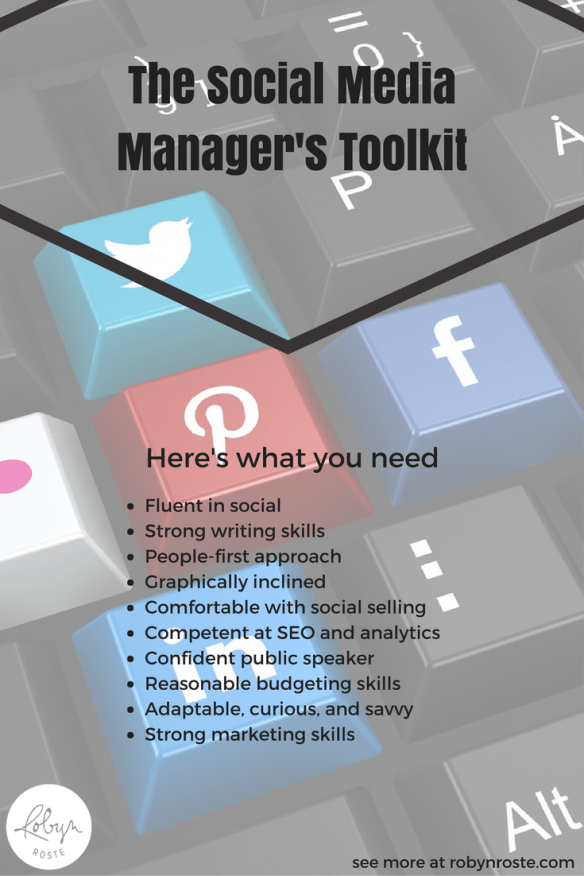 Wondering what skills you need to be a social media manager? Anyone can schedule social posts and respond to fans. The real value of a social media manager comes in if you have good instincts and can build a great strategy for your client.