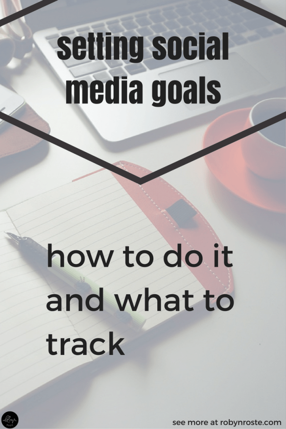 Here's the thing. We need social media goals because we need to know our time is worth spending on social media. How can you figure this out? By reaching goals that move your business ahead. How do you reach those goals? First you need to set them. Today we're talking about social media goal setting—how to set social media goals and what to pay attention to.